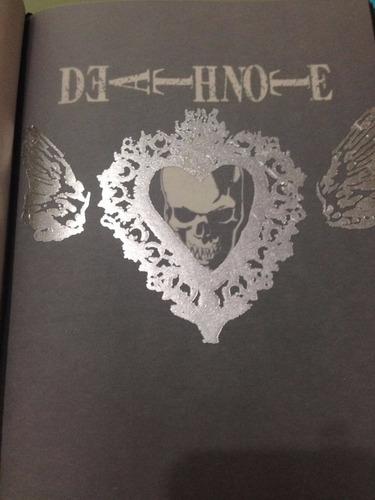 caderno death note importado