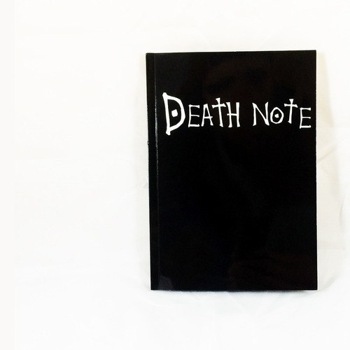 caderno death note ryuk kira l light yagami anime shinigami