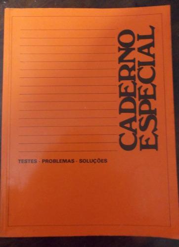 caderno especial matemática biblioteca integrada
