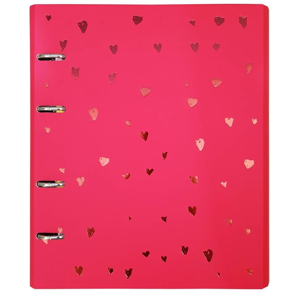 02b4c4641 Caderno Fichário ***original***- Romantic Ótima Vd/rs - R$ 129,90 em ...