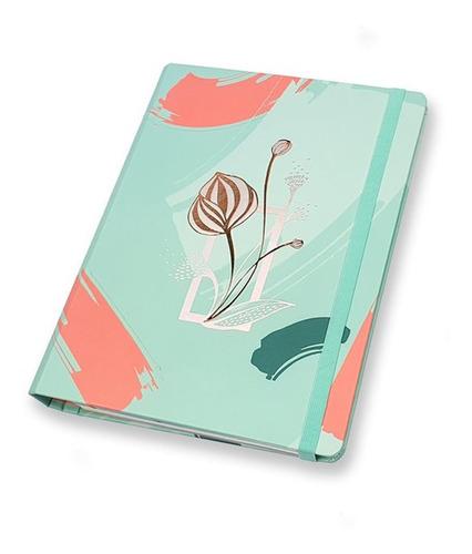 caderno maxi systemflex la bela-  ótima gráfica
