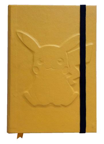 caderno pokemon - pikachu novo