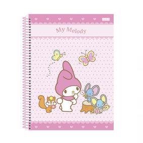 7c159669fc55d Caderno Mc Melody - Materiais Escolares no Mercado Livre Brasil