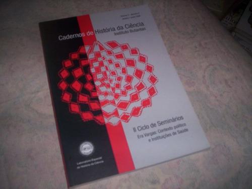cadernos de historia da ciencia instituto butantan