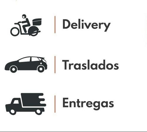 cadeteria delivery traslados fletes transporte logistica