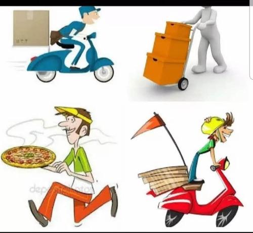 cadetería y delivery