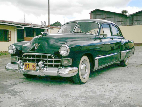 cadillac 1948 serie 62 4 puertas