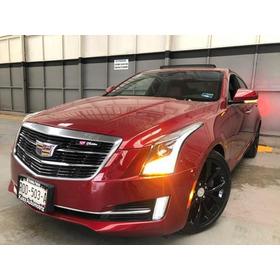 Cadillac Ats  4p Premium Sport Ta 2.0t 272 Hp Gps Ra-18