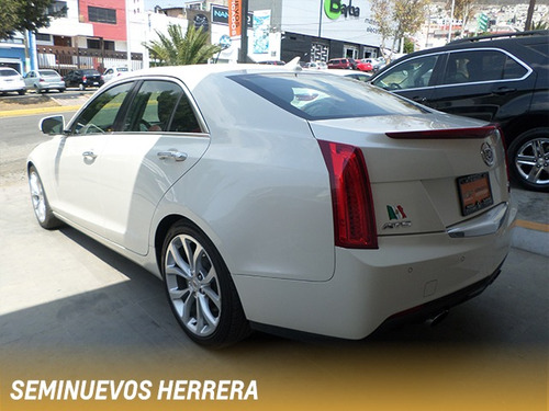 cadillac ats 2.0 luxury at