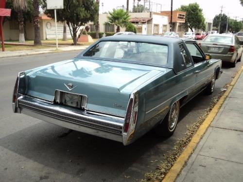cadillac coupe deville 1978