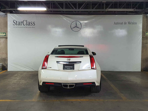cadillac cts 2012 2p coupe aut