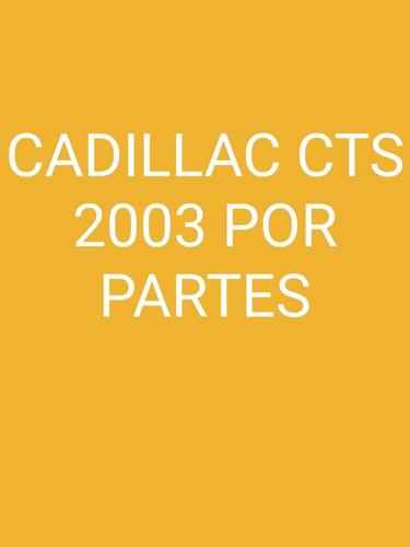 cadillac cts 3.2 m sedan 5vel at 2003