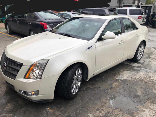 cadillac cts 3.6 luxury at 2008