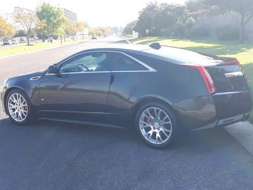 cadillac cts 3.6 paq. c coupe