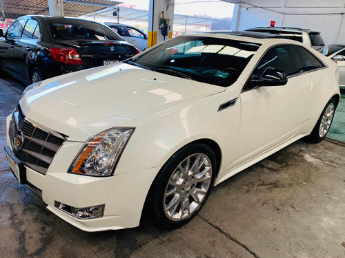 cadillac cts 3.6 paq c coupe at 2011