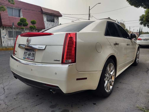 cadillac cts a luxury at 2012