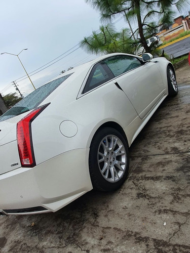 cadillac cts cupe