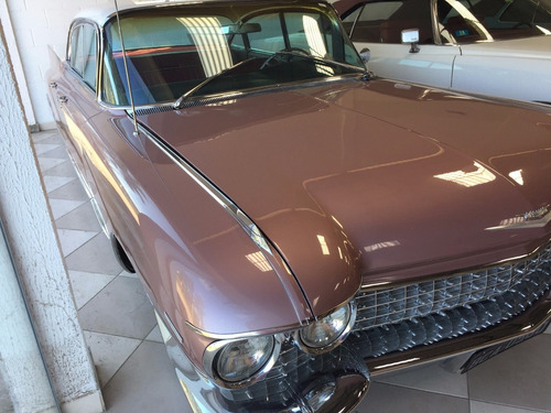 cadillac de ville sedan - 1960 - restaurado