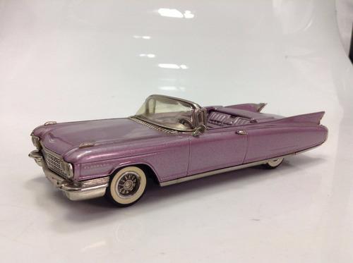 cadillac eldorado 1960 western models 1/43