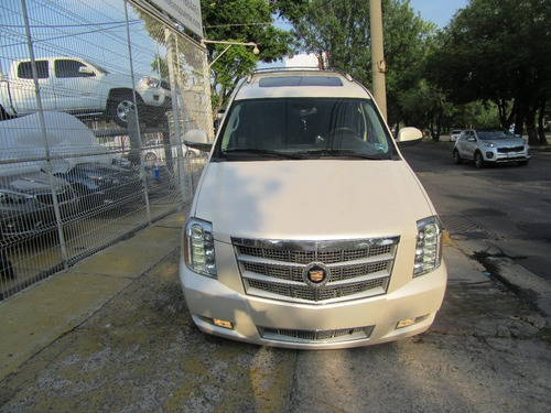 cadillac escalade 2013 platinum 4x4 at crema