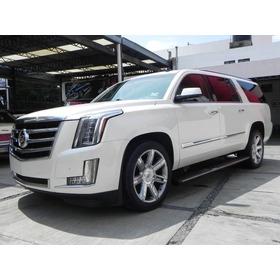 Cadillac Escalade 2015 Esv Platinum
