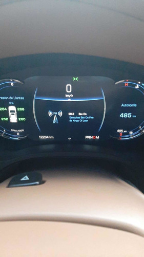 cadillac escalade 6.2 plinum 4x4 at 420 hp 2016