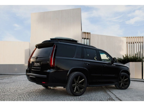 cadillac escalade 6.2 plinum 4x4 at