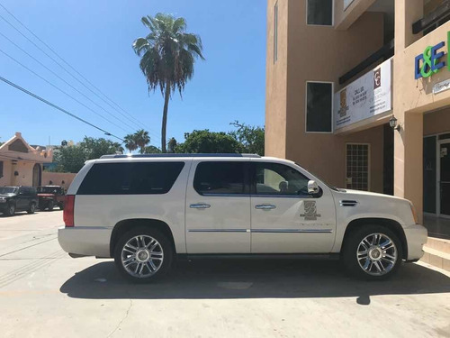 cadillac escalade esv 2010 6.2 platinum qc dvd r-22 4x4 at