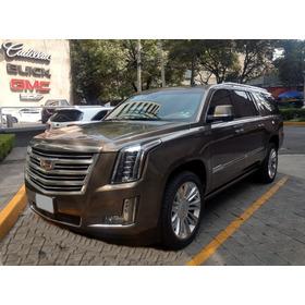 Cadillac Escalade Esv 6.2 Platinum 2016