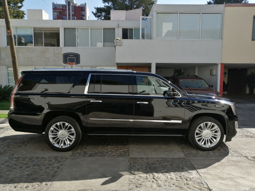 cadillac escalade esv platinum 6.2 4x4 impecable