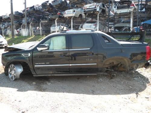 cadillac escalade ext 2009 lataria mecânica acessórios