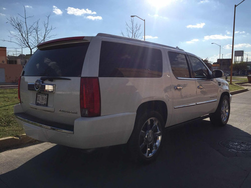 cadillac escalade ext 6.0 q ext pickup qc 4x4 at 2007