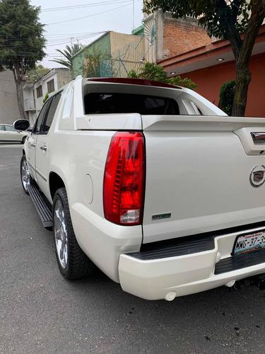 cadillac escalade ext 6.2 ext pickup qc 4x4 at 2011