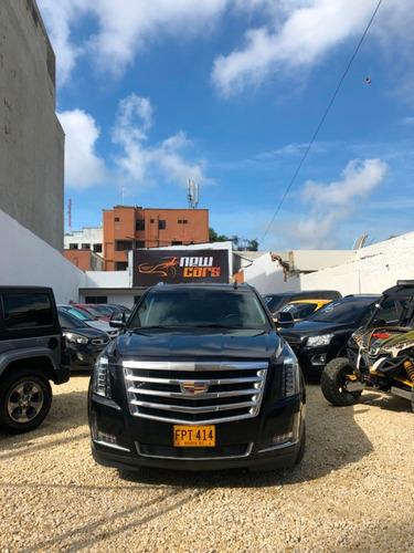 cadillac escalade premiun luxury 2018