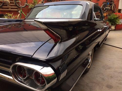 cadillac fleetwood 61 1961 garagem retrô