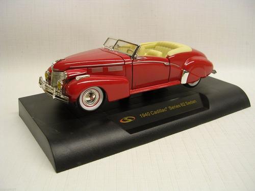 cadillac series 62 convertible 1940.1:32 signature models