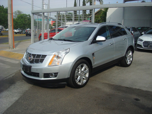 cadillac srx 3.0 c piel cd xenon 4x4 at 2010 plata