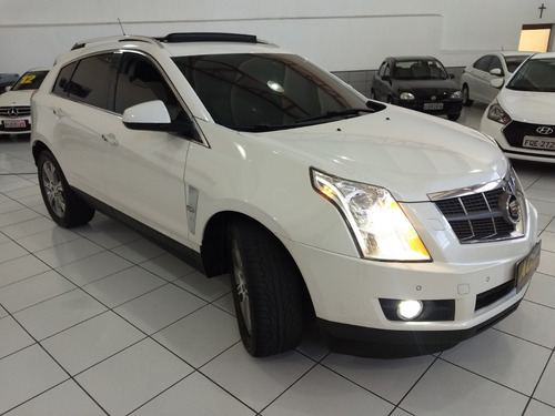cadillac srx 3.6 premium collection awd 2012 branca 28000km