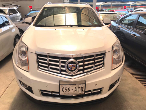 cadillac srx 3.6 premium v6 awd at 2015