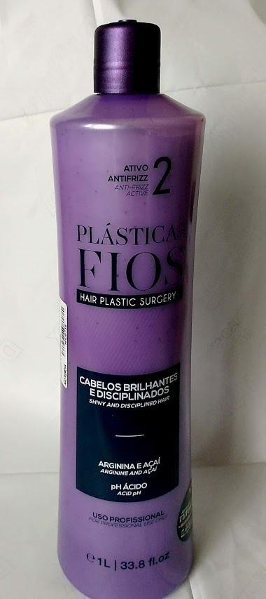 a25585b4e Cadiveu Plastica Dos Fios Passo 2 Selagem Termica 1l - R$ 230,00 em ...