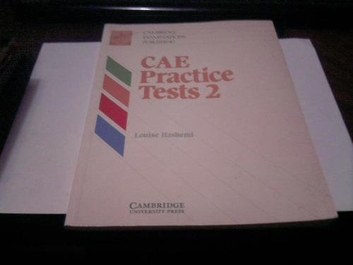 cae practice tests 2 louise hashemi