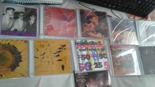 caetano veloso- diversos cds a escolher -individual 35,00