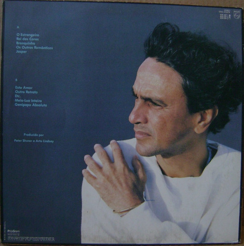 caetano veloso - estrangeiro - 1989