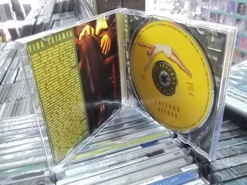 caetano veloso fina estampa cd original frete 12,00