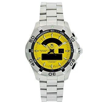 caf1011.ba0821 aquaracer 2000 chronotimer reloj tag heuer