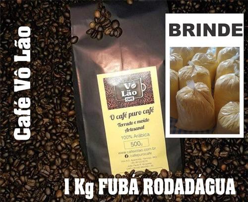 café 10kg r$40,00/kg em pó ( com brinde 2kg fubá ) caseiro