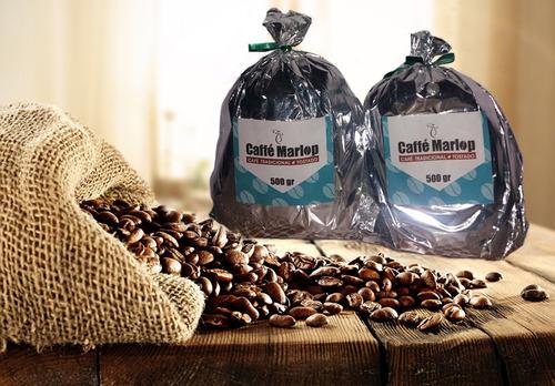 café artesanal (caffé marlop x libras )