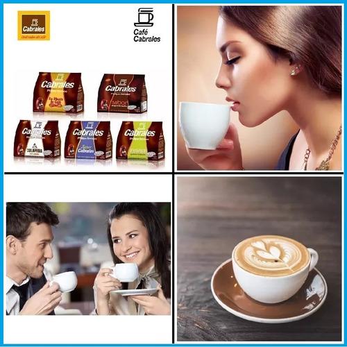 cafe cabrales la planta hd1286 philips senseo capsula oferta