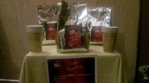 cafe capuchino especial para maquinas vending.