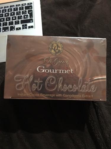 cafe chocolate gourmet organo gold